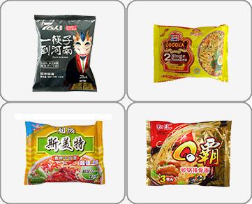 Instant noodle series